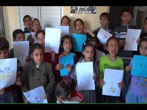 Hello New Zealand! Children In Gaza's Beit Hanoun Send A Message