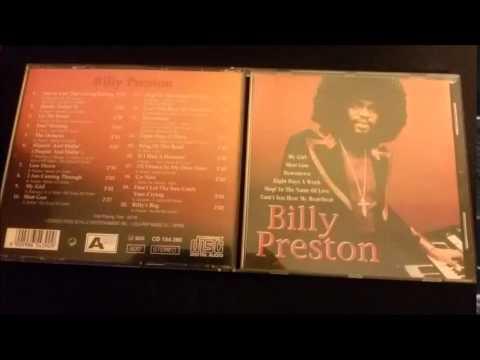 Billy Preston 17 I Ll Drown In My Own Tears Hq Youtube
