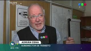 EMBOTELLAMIENTOS Y DESVIOS POR LA OBRA EN EL CAÑO