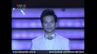 Vietnam Idol 2012 - Nơi Tình Yêu Bắt Đầu - Yasuy - MS 2 - Gala Chung Kết
