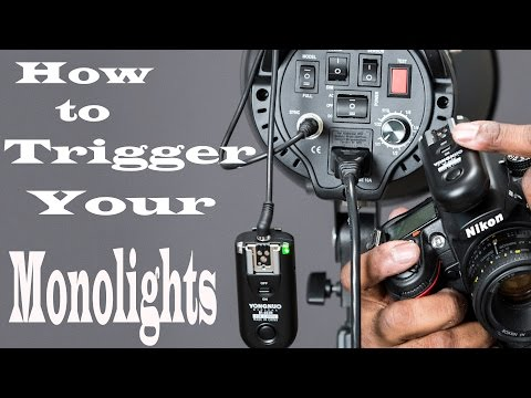 How to Trigger Your Studio Lights with Yongnuo Flash Triggers