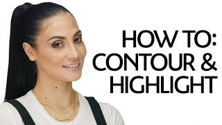 Get Ready With Me: Contour & Highlight | Sephora