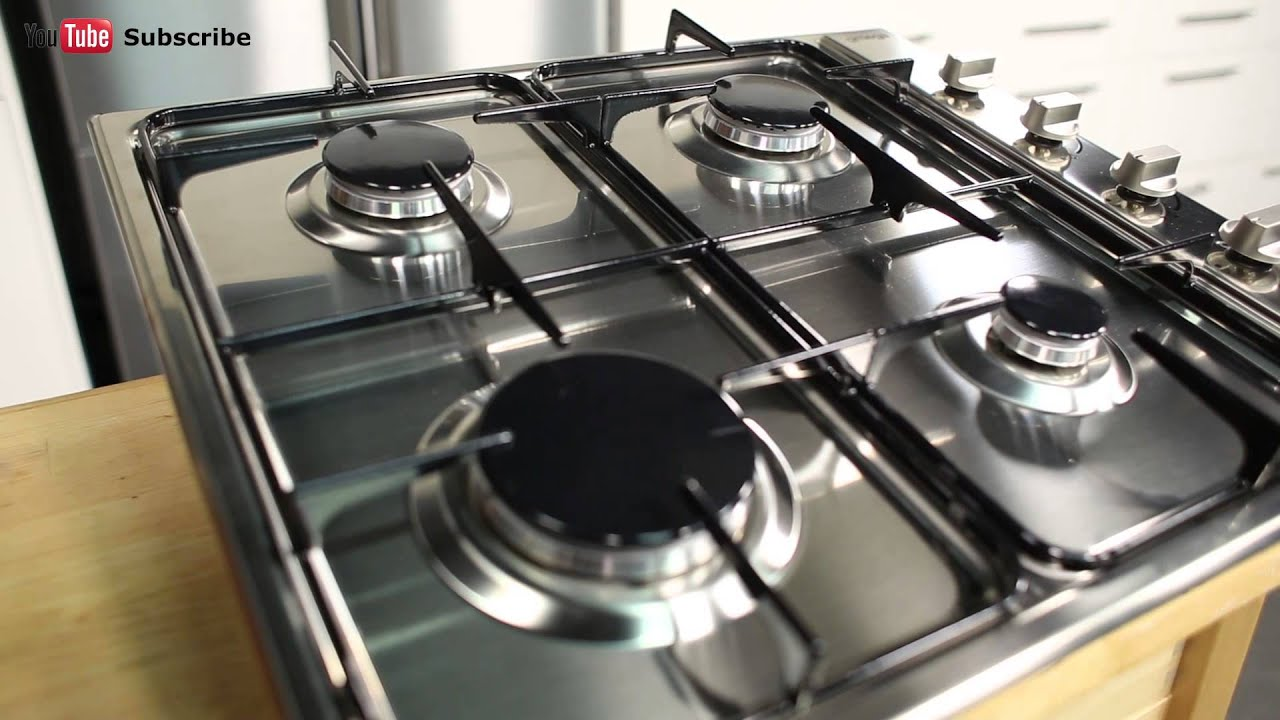 Omega Gas Cooktop OG60XA reviewed by product expert - Appliances ...
