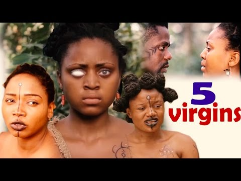5 Virgins Season 1 - Regina Daniels 2017 Latest Nigerian Nollywood Movie