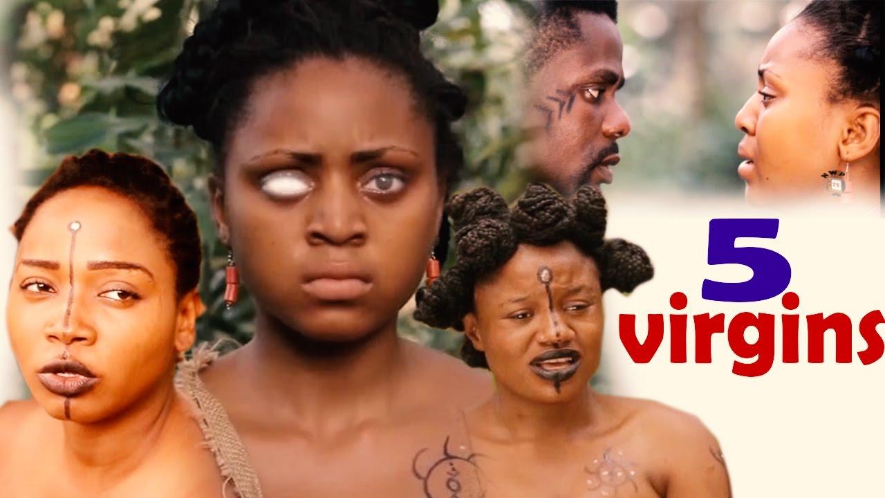 Download 5 Virgins Season 1 - Regina Daniels 2017 Latest Nigerian Nollywood Movie