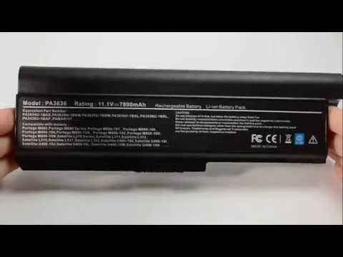 9 Cell Toshiba Satellite M300 M305 M500 M505 M505D U400 U405 U405D U500  U505 Battery