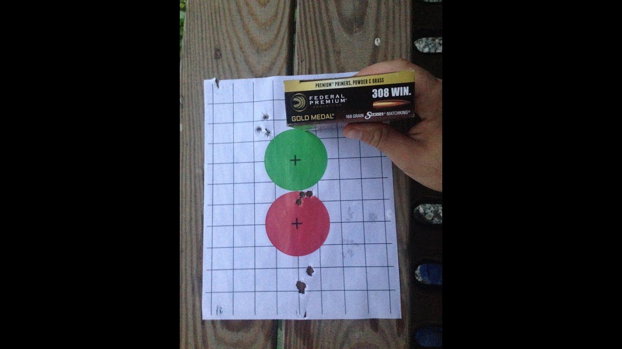 Sierra MatchKing vs Sierra GameKing Accuracy Test