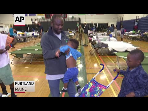 Africans flee to South America on journey to US