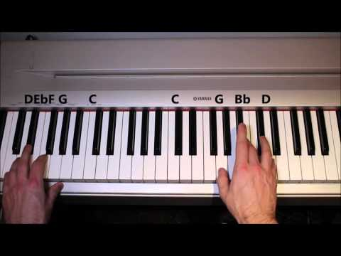 Feelin' Good - Easy Piano Tutorial