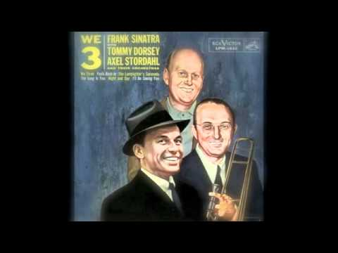 Frank Sinatra ft Tommy Dorsey & His Orchestra - Fools Rush In (Victor Records 1940)