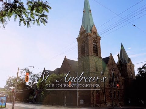 Documentary:  St. Andrew's ~ Our Journey Together