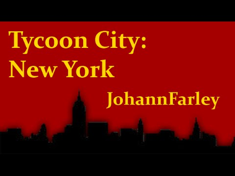 Tycoon City: New York - Episode 10: YAY! Just Building  