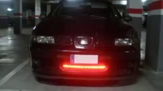 Luz Coche Fantástico, luces LEDs para el coche