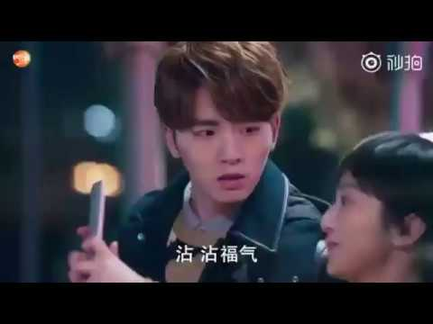 Ximen and XiaoYou Meteor Garden 2018 kiss