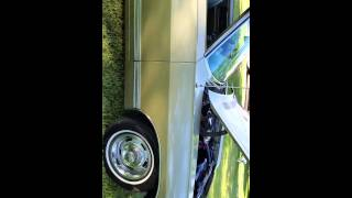 1968 Chevy Caprice walk around