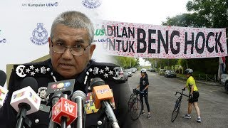 IGP: Yes, we will reopen Teoh Beng Hock case