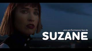 Découvrez le showcase exceptionnel de Suzane sur le toit de la tour Alto à Paris La Défense !