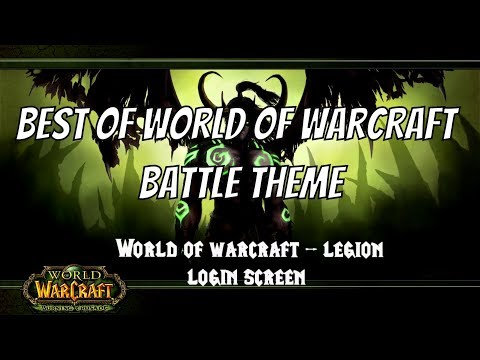 World Of Warcraft 1 Hour Epic Battle Music 2019 Best  For Play Wow, League Of Legends, Dota