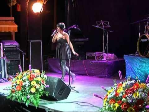 Que hiciste (cover) - Sandra Karaoke Gandhi Almeria