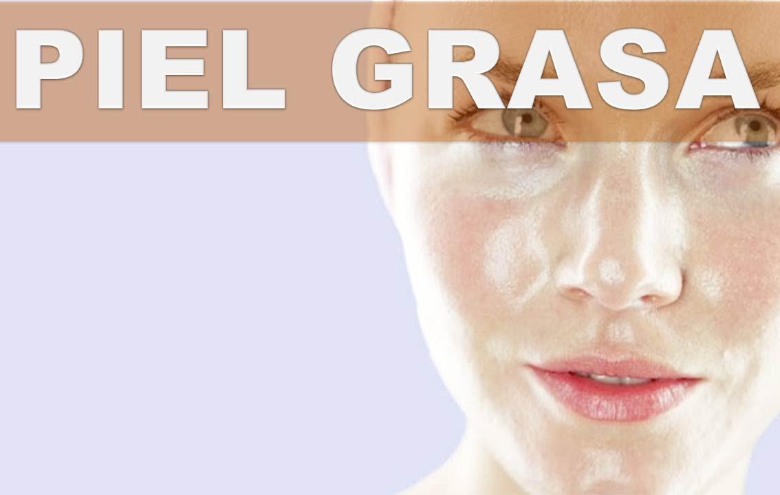 tratamientos caseros para quitar la grasa de la cara