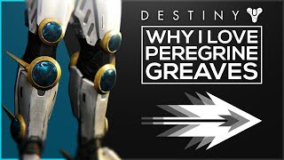 Destiny - Why I love the Peregrine Greaves - One-Hit Kill Supers!