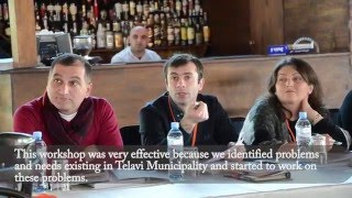 Child Protection Committee in Kakheti