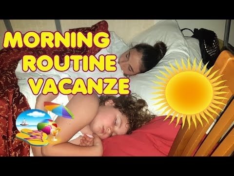 Morning Routine Hotel in Vacanza | 2018 Ita Vlog Vacation by Marghe Giulia Kawaii