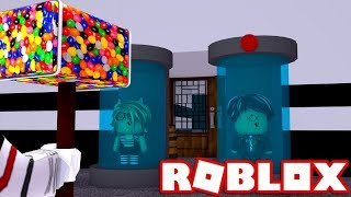 THE BEST ATRAPAS BABY DERANK AND BABY LULY IN FLEE THE FACILITY ROBLOX 😱
