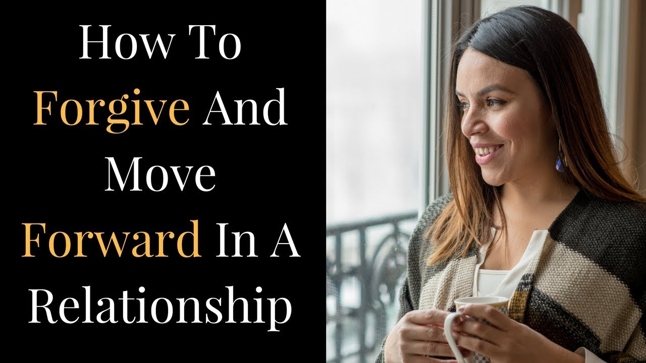 Tips on how to move on in a relationship