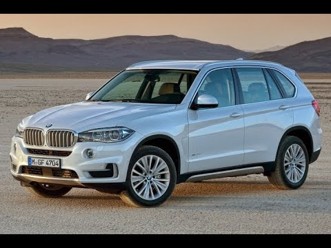 2015 BMW X5 Start Up and Review 3 0 L 6-Cylinder Turbo Diesel
