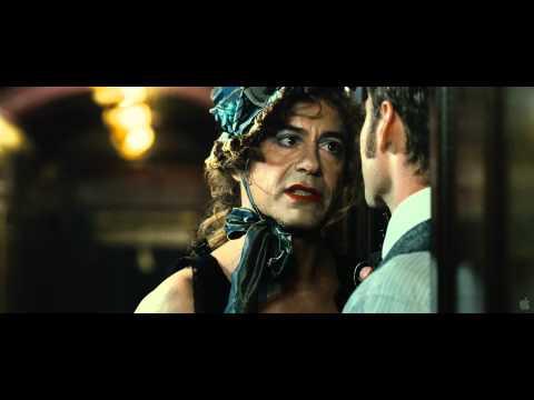 Trailer do filme Sherlock Holmes - Case of Evil