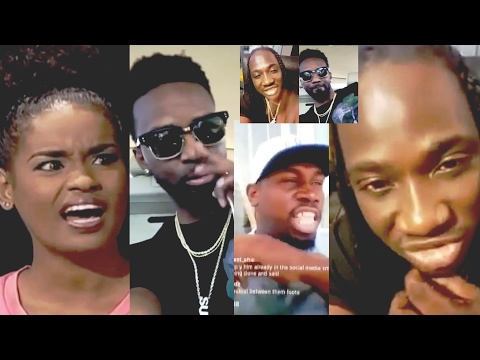 Why Konshens and I-Octane Aren't Friends | Pepita's Intense Religious Interview