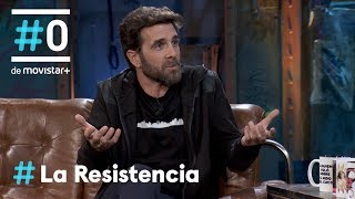 LA RESISTENCIA - Entrevista a Gonzo | #LaResistencia 16.10.2019