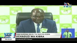 Uchaguzi Kibra: IEBC yaihakikishia ODM uchaguzi usiokuwa na kasoro
