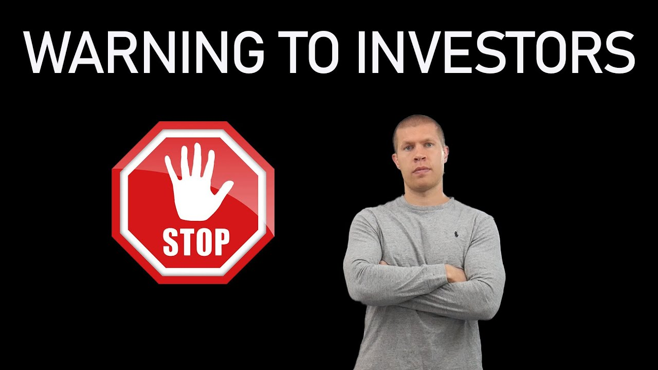 4 Reasons NOT to Invest Your Money