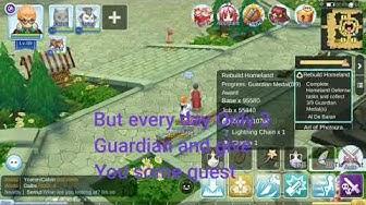 Quest Rebuild Homeland Ragnarok Mobile