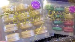 Dana's Bakery MACARONS Cookie Review ♥ Thumbnail