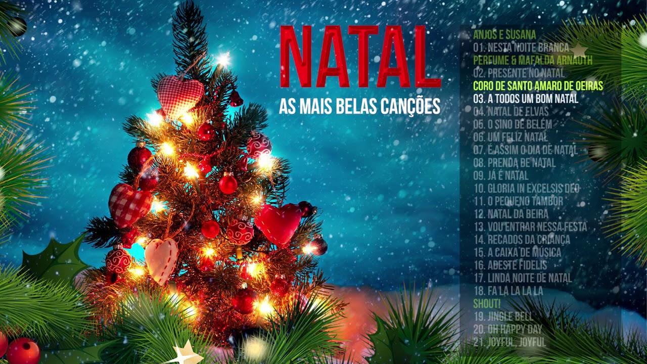 Natal As Mais Belas Canções Official Full Album Youtube