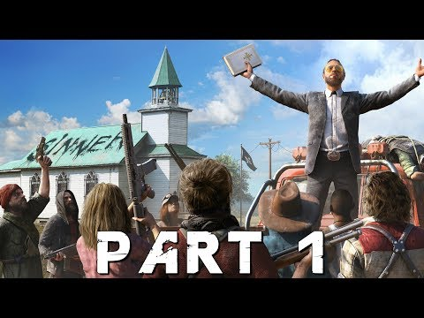 FAR CRY 5 EARLY WALKTHROUGH GAMEPLAY PART 1 - Widowmaker (FC5)