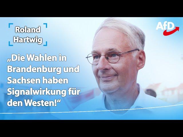 ❝Rechts ist die neue Mitte!❞ | Roland Hartwig