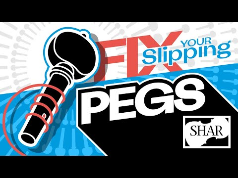How To Fix Slipping Violin Pegs