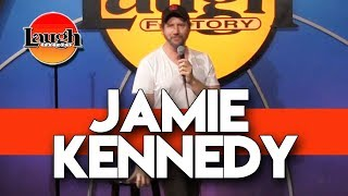 Jamie Kennedy | TSA Fame | Laugh Factory Stand Up Comedy