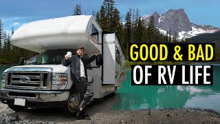 What is RV LIFE REALLY like? (RV TOUR)