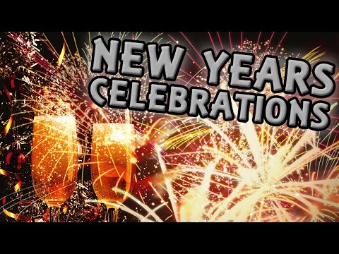 Top 5 New Year's Celebrations Around The World