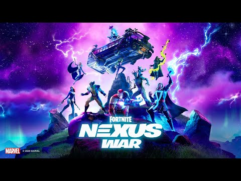 Fortnite Nexus War | Trailer