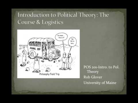 POS 201: Lecture 0-Intro & Logistics