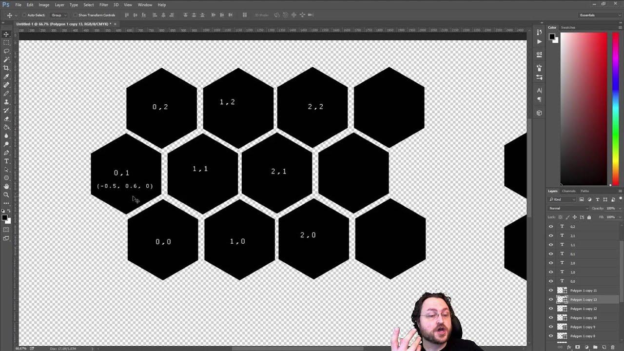 Simple Hex-Based Game Design for Unity 3d – Episode 1 [Livestreamed]
