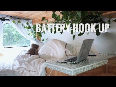 tiny house hookup