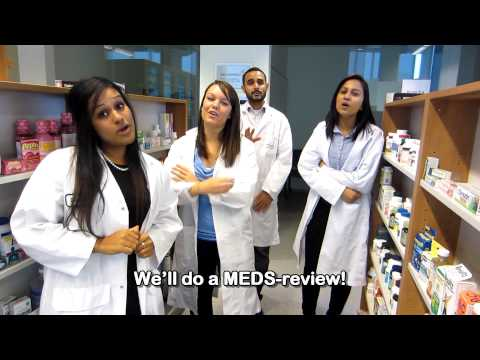 Call The Pharmacy (Call Me Maybe - Carly Rae Jepsen Parody) - University of Waterloo