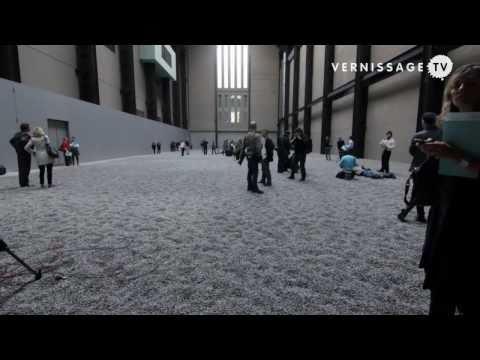 Ai Weiwei: Sunflower Seeds at Tate Modern, London